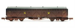 Siphon G GWR 1447 Weathered
