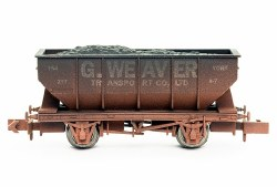George Weaver 21T Hopper Weathered