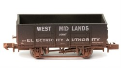 West Midlands Electricity 20T Steel Mineral Wagon Weathered