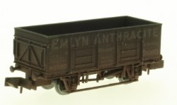 Emlyn Anthracite 20T Steel Mineral Weathered