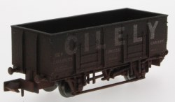 20T Steel Mineral Wagon Cilely Weathered