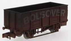 20T Steel Mineral Wagon Bolsover Weathered