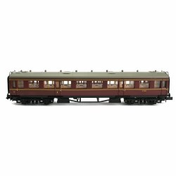 Collett Coach BR Maroon Composite W7032