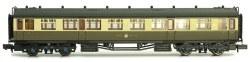 Collett Coach GWR Crest Chocolate/Cream Composite 7023