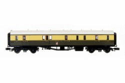 Collett Coach GWR Crest Choc Cream Full Brake 101