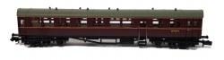 Autocoach BR Maroon W194W no insignia
