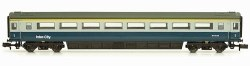 Mk3 Blue Grey 1st Class No 11028 Locomotive Hauled with Buffers
