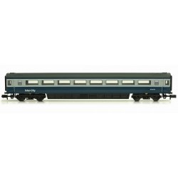Mk3 Blue Grey 2nd Class No 12064 Locomotive Hauled with Buffers
