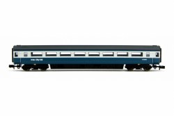 MK3 Blue Grey 2nd Class E42100 HST Coach