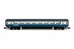 MK3 Blue Grey 2nd Class E42135 HST Coach