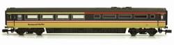 Mk3 InterCity 125 Executive Buffet No 10258 Locomotive Hauled with Buffers