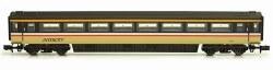 Mk3 InterCity Swallow 1st Class 41157 HST Hauled without Buffers