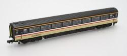 Mk3 InterCity Swallow 1st Class No 11073 Locomotive Hauled with Buffers