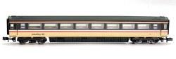 Mk3 InterCity Swallow 2nd Class No 12004 Locomotive Hauled with Buffers