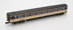Mk3 InterCity Swallow 2nd Class No 12019 Locomotive Hauled with Buffers