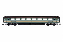 MK 3 FGW `Fag Packet'  2nd Class 42019  HST