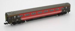 Mk3 Virgin 1st Class No 11027 Locomotive Hauled with Buffers