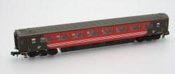 Mk3 Virgin 2nd Class No 12061 Locomotive Hauled with Buffers