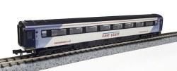 MK 3 East Coast 1st Class 41120  HST