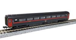 MK 3 GNER 2nd Class 42063  HST