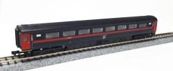 MK 3 GNER 2nd Class 42064  HST