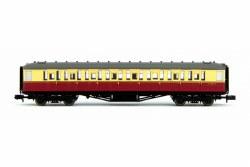 Gresley BR Carmine & Cream 2nd Class E12621E LBR