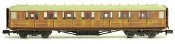 Gresley Coach LNER Teak 1st Class 31873