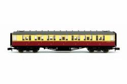 Gresley BR Carmine & Cream 1st Class E11019E LBR
