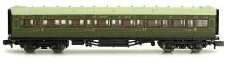 Maunsell Coach SR 1st Class Lined Green 7668