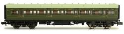 Maunsell Coach SR 1st Class Lined Green 7670
