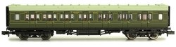 Maunsell Coach SR Composite Lined Green 5139