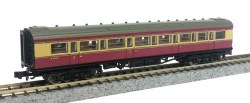Maunsell Coach BR Composite Crimson/Cream 5148