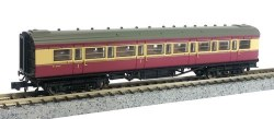 Maunsell Coach BR Composite Crimson/Cream 5142