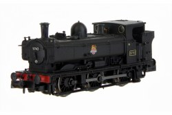 Pannier 57xx 5742 BR Black Early Crest Early Cab