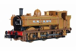 Pannier 57xx Ex 5775 GNSR Lined Early Cab