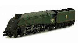 A4 Class 4-6-2 60027 Seagull BR Lined Green Early Emblem