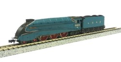 A4 Valanced Mallard 4468 Garter Blue LNER