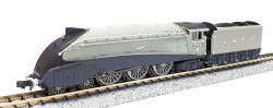 A4 Valanced Silver Fox LNER Silver Grey