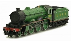 B17 Class 4-6-0 1671 'Manchester City' LNER Apple Green
