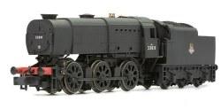 Q1 Class 0-6-0 33016 BR Black Early Emblem