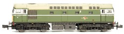 Class 26 D5316 BR Green Headcode