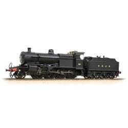 Class 7F 2-8-0 89 S&DJR Plain Black