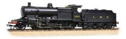 Class 7F 2-8-0 13810 LMS Plain Black