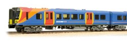 Class 450 4 Car EMU 450073 South West Trains