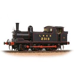 NER E1 (J72) Tank 2313 LNER Lined Black