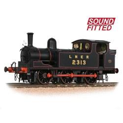 LNER J72 Tank 2313 LNER Lined Black
