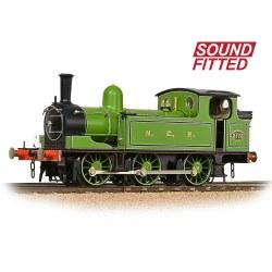 NER E1 Tank 2173 NER Lined Green