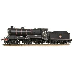 LNER Class D11/1 62667 'Somme' BR Lined Black Early Emblem