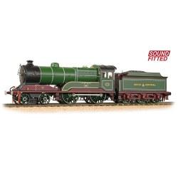 Class 11F 502 'Zeebrugge' Great Central Railway Lined Green & Maroon