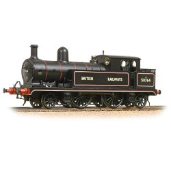 L&YR 2-4-2 Tank 50764 British Railways Lined Black